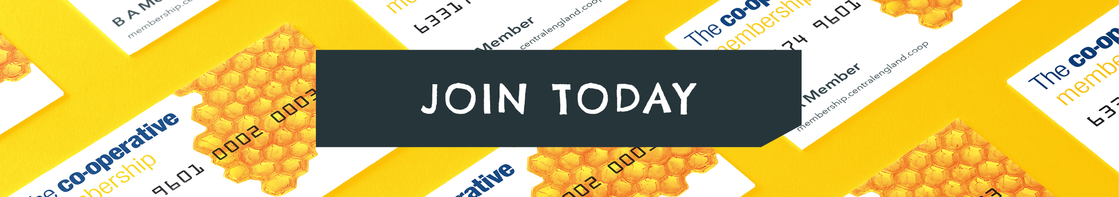 Become a member, join today