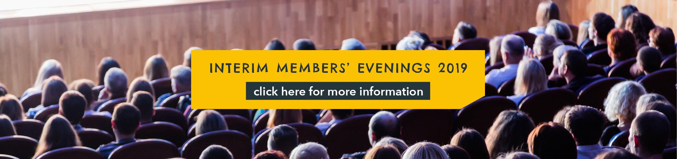 Co-op Members Evenings