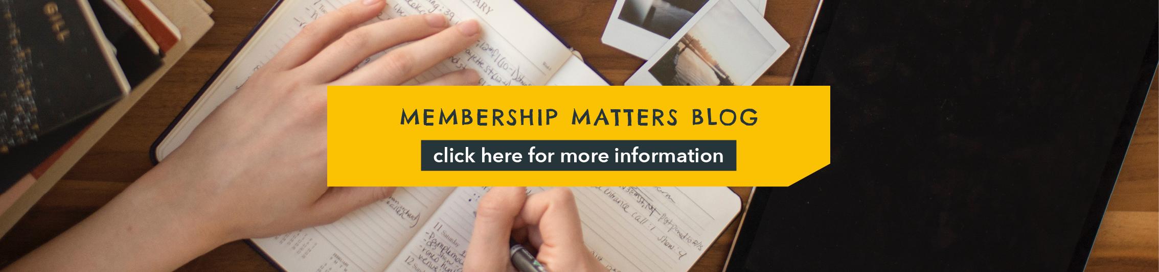 Member Blog